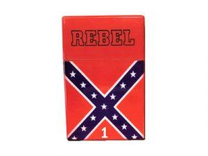3114-REB Plastic Cigarette Case, Rebel South