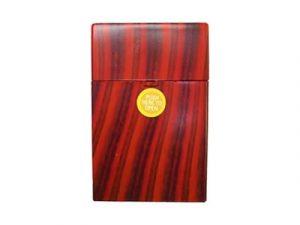 3116-D4-1 Plastic Cigarette Case, Mixed Design