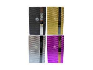 3116-M25 Plastic Cigarette Case, Metal and Mirror