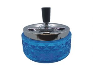 ASHSGLG Large Spin Glass Ashtray