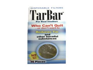 FILTER30 Tar Bar Filters Tar & Nicotine