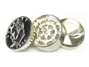 GR3COIN Metal Grinder Coin