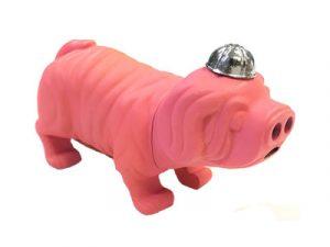 NL1312 Pink Dog Lighter