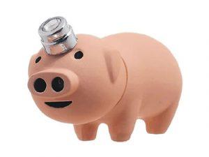 NL1483 Pig Design Lighter