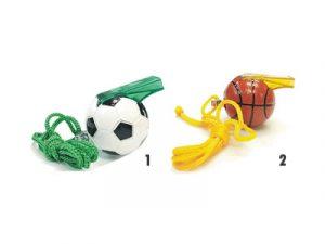 NL1526 Sports Whistle Lighter