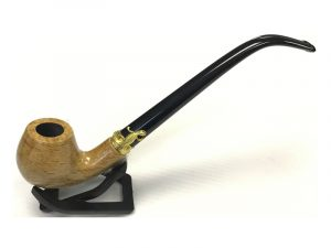 PIPM169 Large 9″ Wooden Pipe