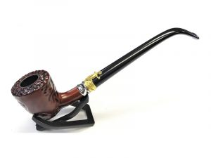 PIPM662 Large 9″ Wooden Pipe